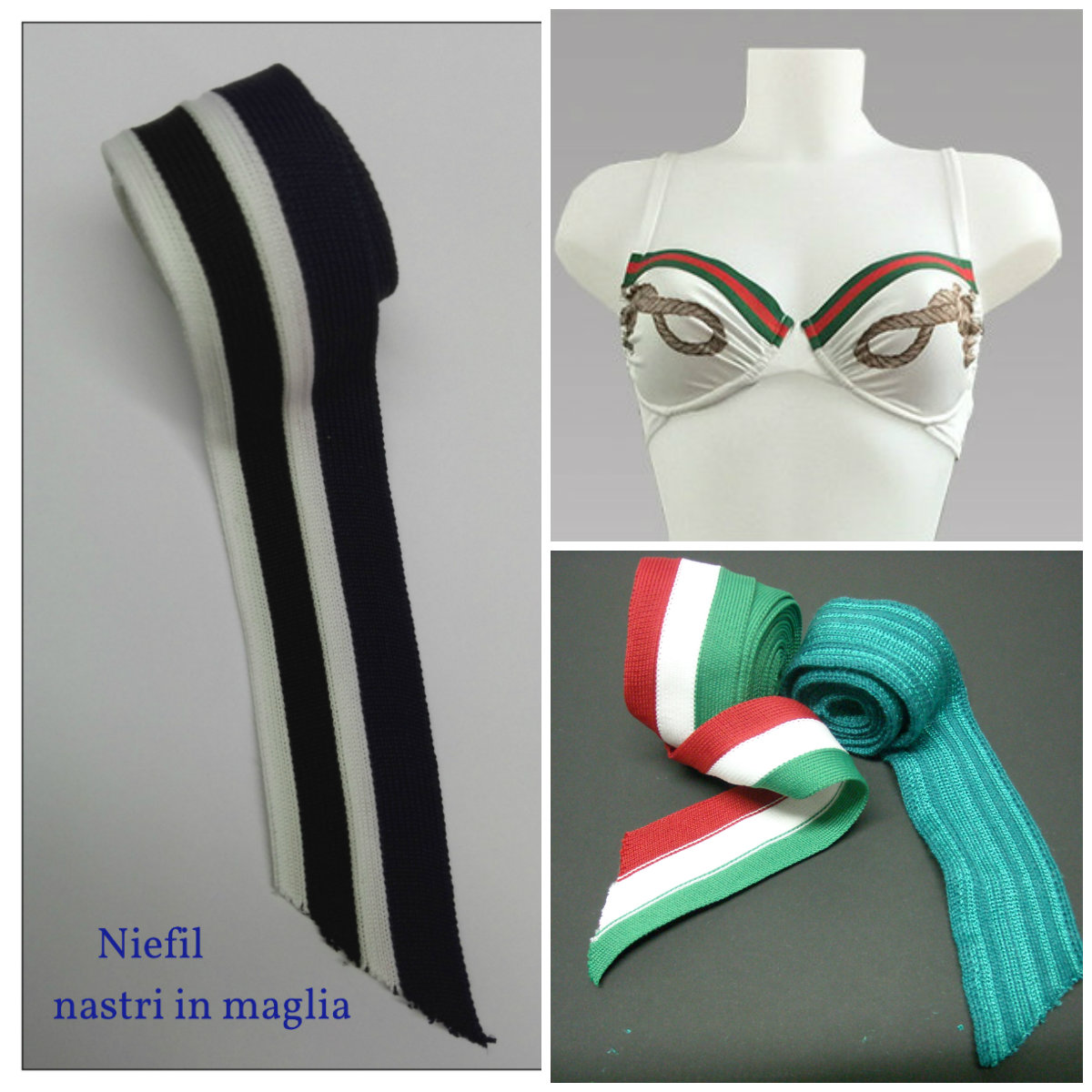Tessitura Maglierie Niefil snc - Creatività Italiana  Parco Macchine 3d00ba81b5a