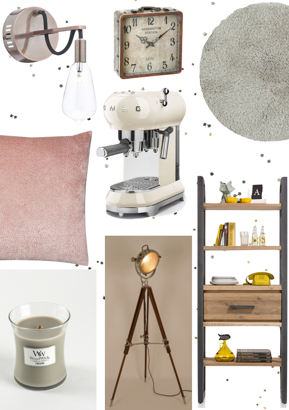 *Spring Homeware Wish List + Interior Design Trends