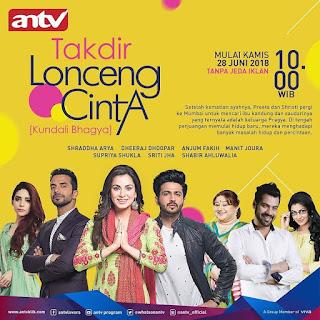 Sinopsis Takdir Lonceng Cinta Episode 58-59 (Versi ANTV)