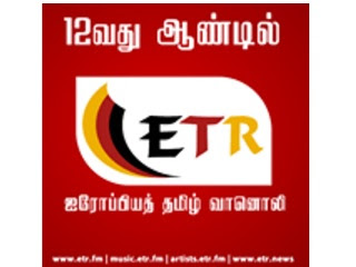 European Tamil Radio Live Streaming Online ETR