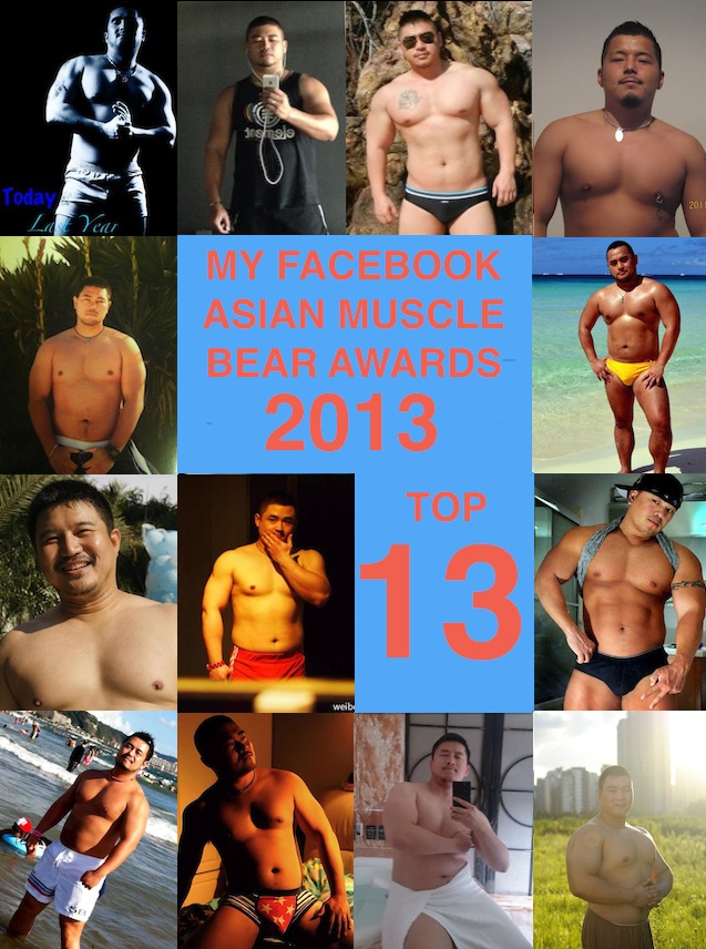 Asian men smooth muscle