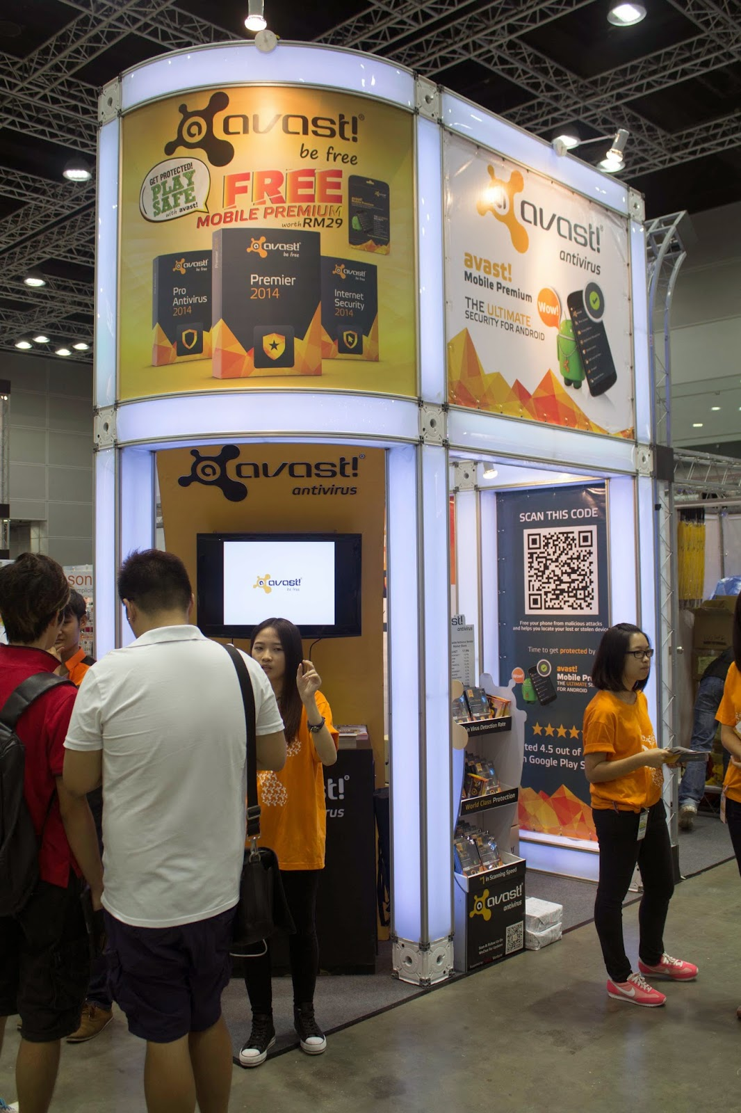 Coverage of PIKOM PC Fair 2014 @ Kuala Lumpur Convention Center 345