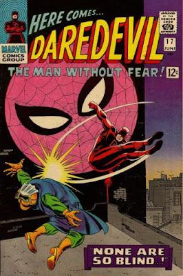 Daredevil #17, Spider-Man