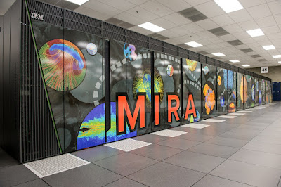 """5. Superkomputer Mira (Department of Energy milik Argonne National Laboratory, AS)"""