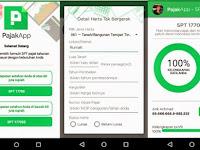 Pajakapp, Aplikasi Untuk Melaporkan SPT Tahunan Anda