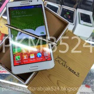 Harga dan Spesifikasi HP Samsung Galaxy Note 3 Bulan November 2014