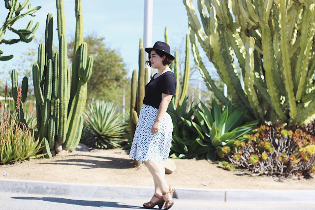 3 Ways to Style a Midi Skirt
