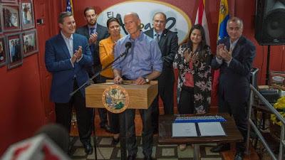 Ya es oficial: el estado de Florida no hará negocios con colaboradores de Maduro