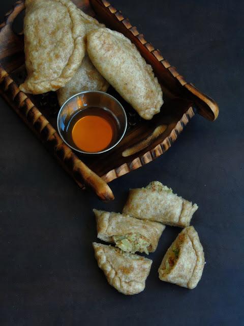 Sidu, Siddu, Steamed Himachali Bread