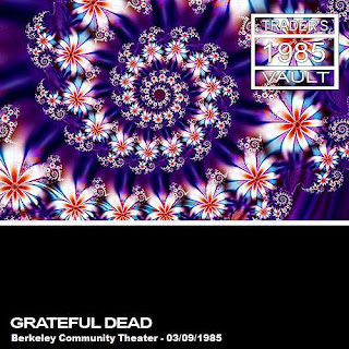 Grateful Dead - 1985-03-09 - Berkeley, CA (SBD)