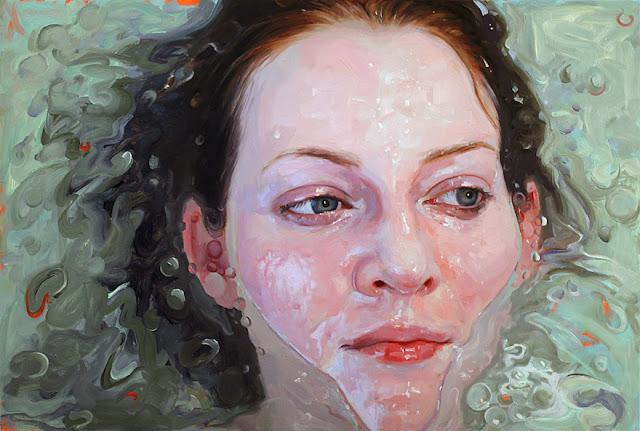 Alyssa Monks Hyper realistic Paintings