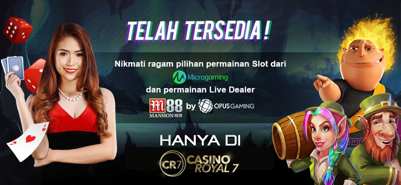 LIVE DEALER CASINOROYAL7
