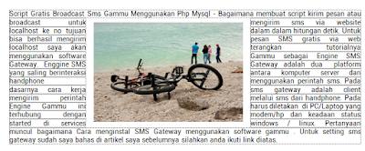 Gambar di tengah Microsoft Word