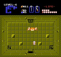 Corona Jumper: The Legend of Zelda (NES, 1987)