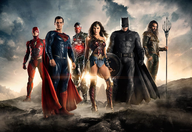 watch justice league movie