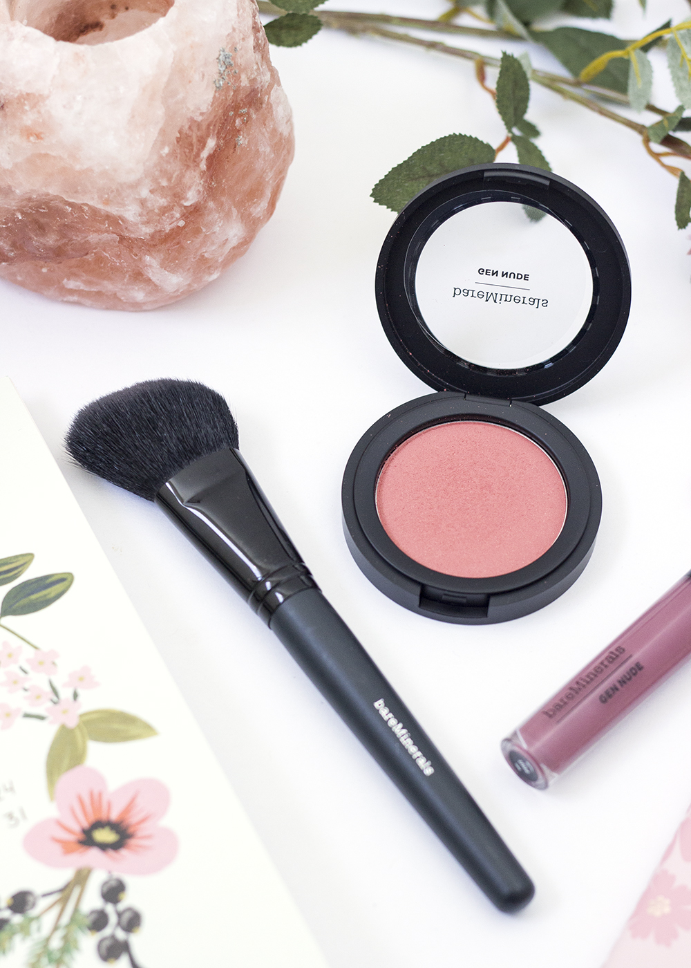 BareMinerals Gen Nude Powder Blush in Peachy Keen