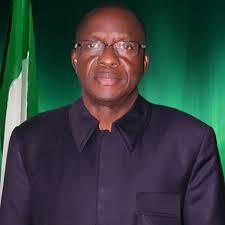 NIGERIA'S SENATE DEPUTY CHIEF WHIP.