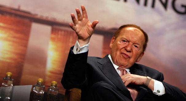 Sheldon Adelson, dari Loper Koran Menjadi Pengusaha Nasional