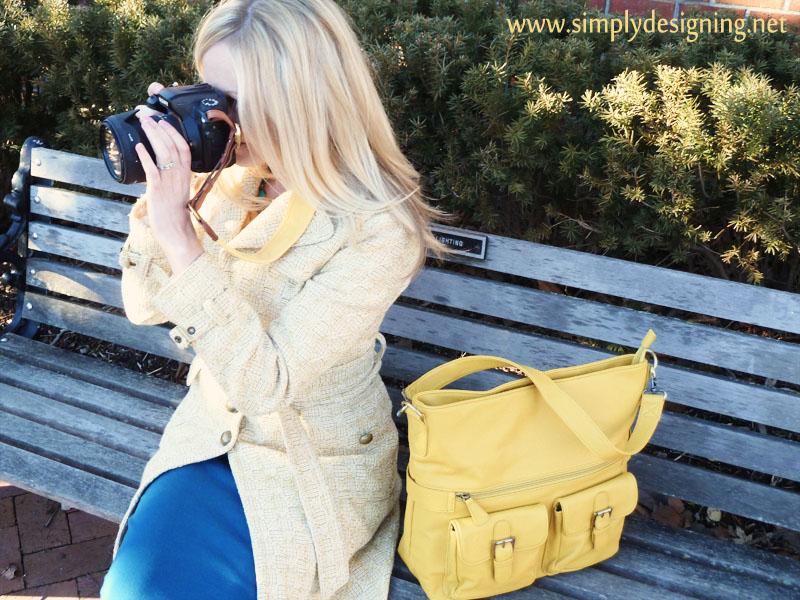 cute camera bag