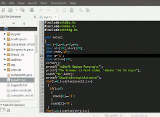 textmate code editor