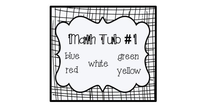 Mrs. I's Class: Tub Insanity! (freebie)