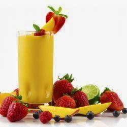 Jus buah buat DIET....?