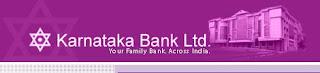 Karnataka Bank | Bank | Interview | Notification
