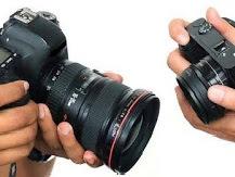 Perbedaan Antara Kamera DSLR dan Mirrorless