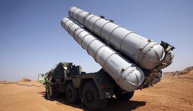 هل استخدمت سوريا إس -300 في اسقاط الهدف المعادي جنوب سوريا ؟!