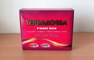 TERRA ROSSA F'EIGHT RICH