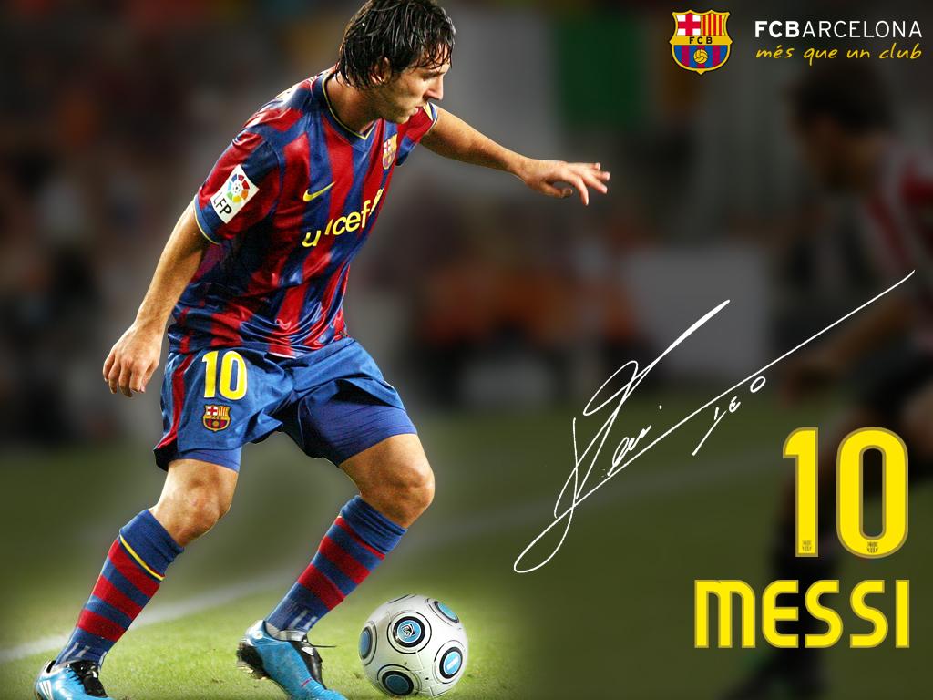 Lionel Messi ( Fc Barcelona ) Minecraft Skin