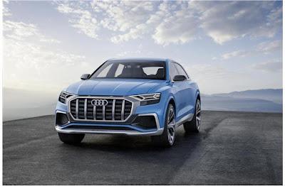 Nouveau 2019 Audi Q8, Prix, Photos, Caractéristiques, Dates de sortie # 2019Q8