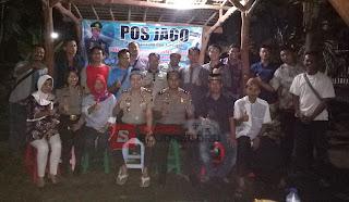 Perkuat Silaturahim, Kapolres Bojonegoro Buka Bareng Wartawan