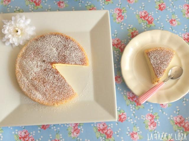 tarta-de-queso-japonesa-fácil