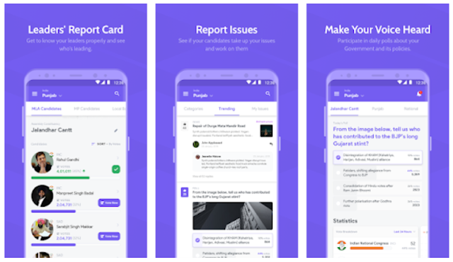 Neta - Leaders' Report Card Apps