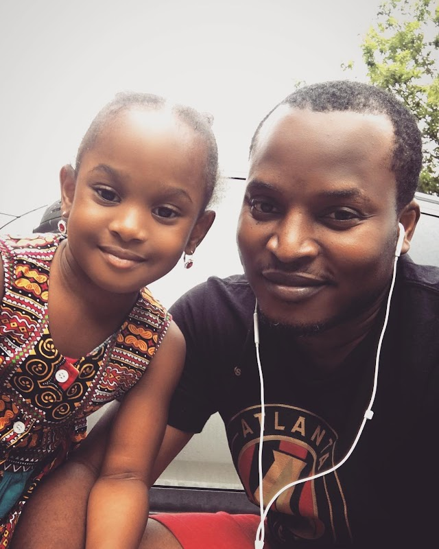 Eldee Shares Adorable Photo of Him and His Beautiful Look-like Daughter
