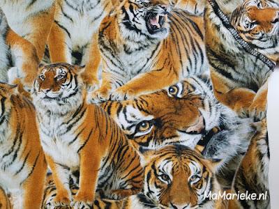 digitale tijgers tricot swafing mamarieke