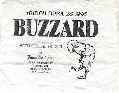 Old Band Flyers - 02 - Buzzard - Kings Head Inn