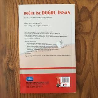 Dogru Ise Dogru Insan (Insan Kaynaklari ve Kisilik Tipolojileri)
