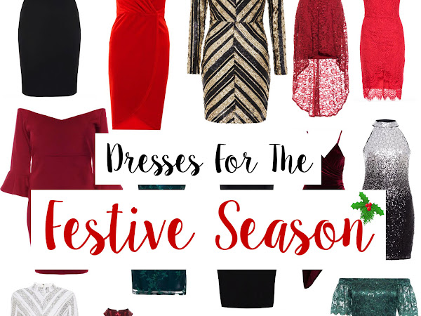 Dresses for the Festive Season | AD