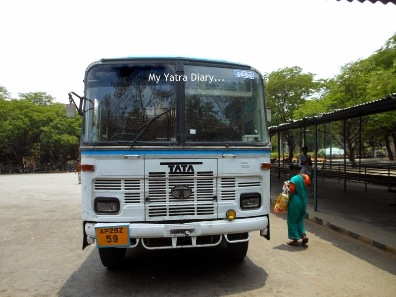 Bus- An Indian mode of transport