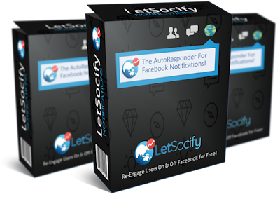 LetSocify [Autoresponder For Facebook Notifications]