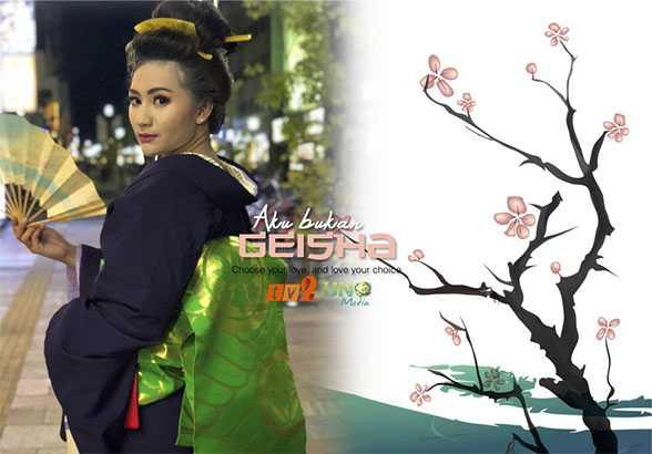 Drama Aku Bukan Geisha
