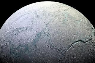Fotografía de Encélado