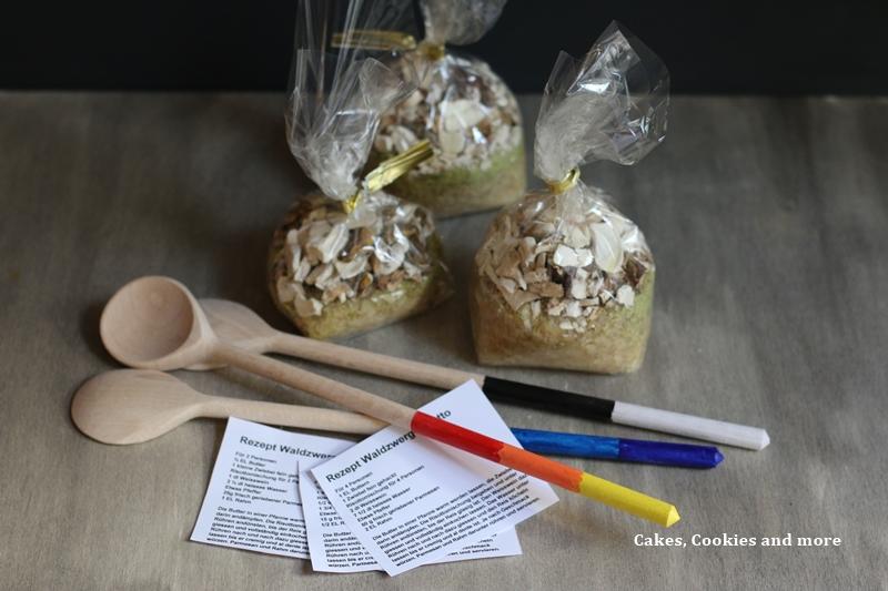 Geschenke aus der kuche im glas risotto