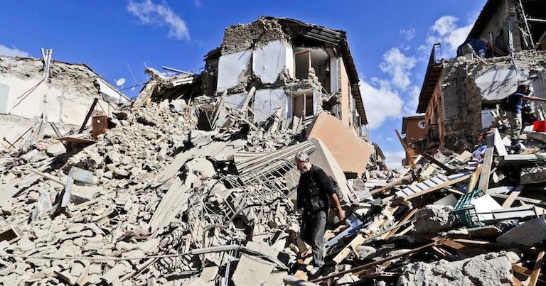 Dopo il terremoto del Centro Italia: i possibili criteri per le priorità nell'adeguamento sismico degli edifici