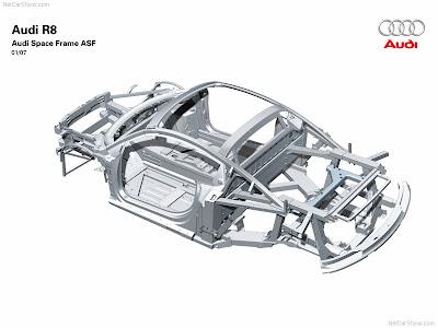 Maybach: Audi R8 Chassis