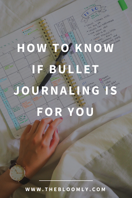 How to Know if Bullet Journaling is For You