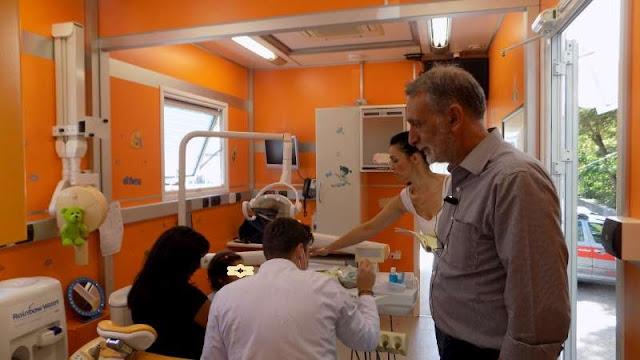 Το «Χαμόγελο του Παιδιού» ολοκλήρωσε με επιτυχία τον προληπτικό ιατρικό έλεγχο στα παιδιά της Γορτυνίας