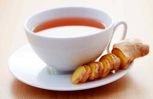 Chá Gengibre